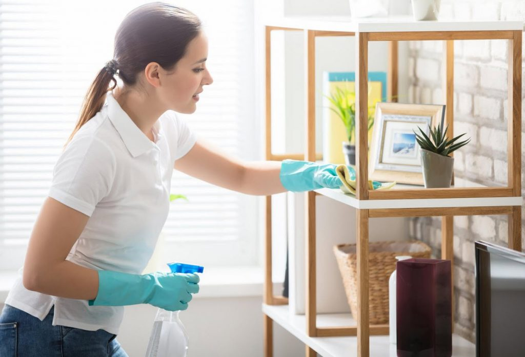 How To Keep Your Home Clean with Mininum Effort